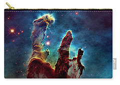 Eagle Nebula Pillars Of Creation Carry-all Pouch