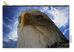 Eagle Carry-all Pouch by Sherman Perry