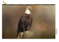 Eagle Sighting Carry-all Pouch