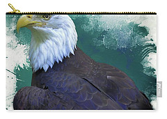 Eagle Carry-all Pouch by Suzanne Handel