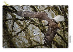 Eagle Take Off Carry-all Pouch