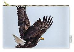 Eagle Taking Flight Carry-all Pouch