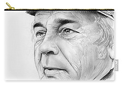 Earl Weaver Carry-all Pouch by Greg Joens
