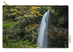 Early Autumn At Dry Falls Carry-all Pouch