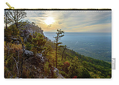 Early Autumn On Pilot Mountain Carry-all Pouch