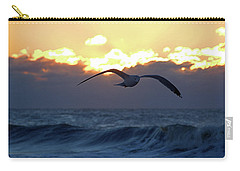 Early Bird Carry-all Pouch by Newwwman