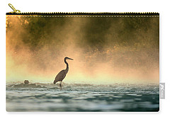 Early Bird Carry-all Pouch by Rob Blair