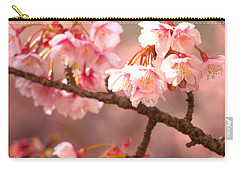 Early Cherry Blossoms Carry-all Pouch