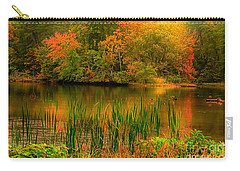 Early Fall Carry-all Pouch by Geraldine DeBoer