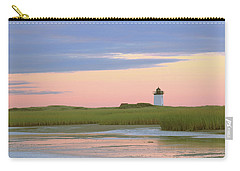 Early Light At Wood End Light Carry-all Pouch by Roupen  Baker
