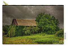 Carry-all Pouch featuring the photograph Early Monring Rain by JRP Photography