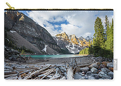Early Morning At Moraine Lake Carry-all Pouch