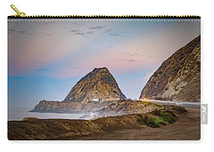 Early Morning At Mugu Rock Carry-all Pouch
