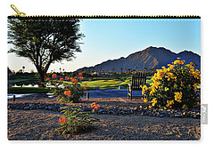 Early Morning At The Dunes Golf Course - La Quinta Carry-all Pouch