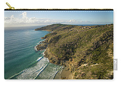 Early Morning Coastal Views On Moreton Island Carry-all Pouch