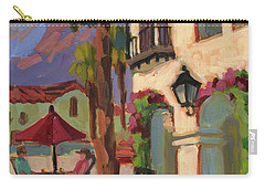 Early Morning Coffee At Old Town La Quinta Carry-all Pouch