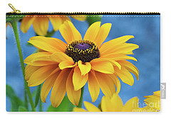 Carry-all Pouch featuring the photograph Early Morning Delight by Randy Wood