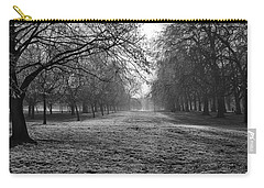 Early Morning In Hyde Park 16x20 Carry-all Pouch