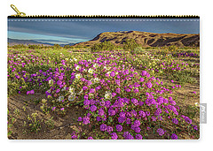 Early Morning Light Super Bloom Carry-all Pouch