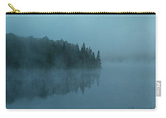 Early Morning Mist Carry-all Pouch by CR Courson