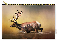 Bull Elk Carry-All Pouches