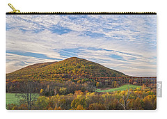 Early Morning Trestle Skies Carry-all Pouch