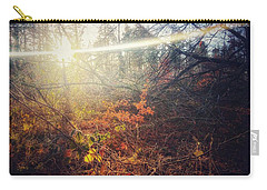 Early Morning Winter Sun Carry-all Pouch