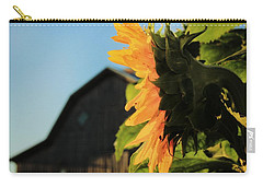 Carry-all Pouch featuring the photograph Early One Morning by Chris Berry
