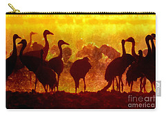 Early Risers  Carry-all Pouch by Tlynn Brentnall