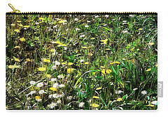Early Spring Beauty In Umbria Carry-all Pouch