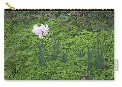Early Spring Garden Flowers Carry-all Pouch