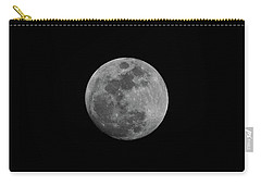 Early Spring Moon 2017 Carry-all Pouch