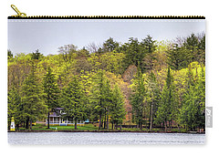 Early Spring Panorama Carry-all Pouch by David Patterson