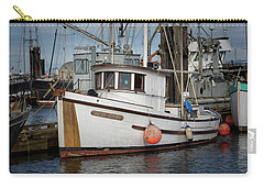 Carry-all Pouch featuring the photograph Early Spring by Randy Hall