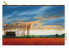 Early Spring, Skagit Valley Carry-all Pouch
