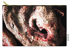 Ears And Meat Hooks  Carry-all Pouch