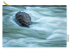 Earth And Water Carry-all Pouch