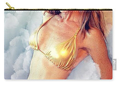 Earth Angel Carry-all Pouch