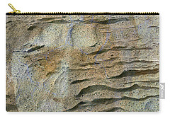 Carry-all Pouch featuring the photograph Earth Memories-sleeping River # 2 by Ed Hall
