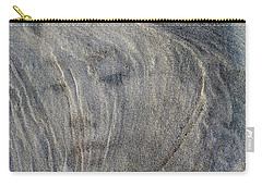 Carry-all Pouch featuring the photograph Earth Memories - Sleeping River # 3 by Ed Hall