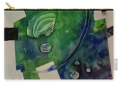 Earth Over Sky Carry-all Pouch