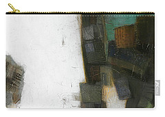 Earth Pattern Carry-all Pouch by Behzad Sohrabi