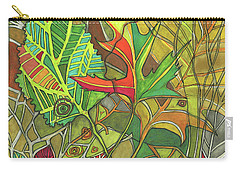 Earth's Expression Carry-all Pouch