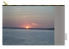 Carry-all Pouch featuring the photograph East Cut by Newwwman