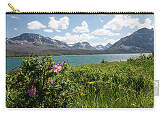 Carry-all Pouch featuring the photograph East Glacier National Park by Margaret Pitcher