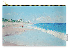 East Hampton Beach Carry-all Pouch