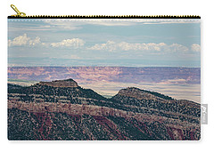 Carry-all Pouch featuring the photograph East Kaibab Monocline by Gaelyn Olmsted