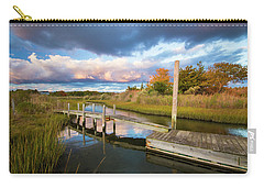 East Moriches Reflections Carry-all Pouch