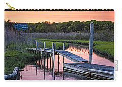 East Moriches Sunset Carry-all Pouch