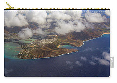 East Oahu From The Air Carry-all Pouch